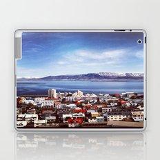 Reykjavik, Iceland Laptop & iPad Skin