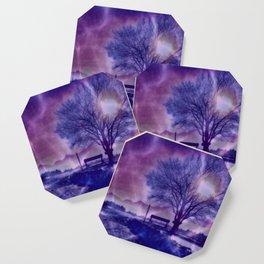 Winter Impression B Coaster