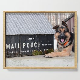 Tobacco Doggo Serving Tray