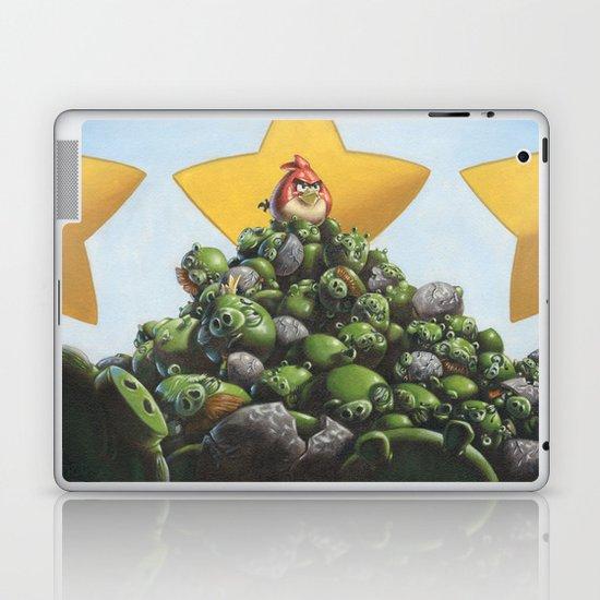 Threat Neutralized! Laptop & iPad Skin