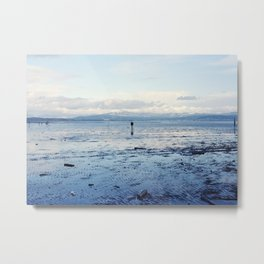 Untitled (Bellingham Bay Winter) Metal Print
