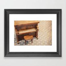 The Entertainer Framed Art Print
