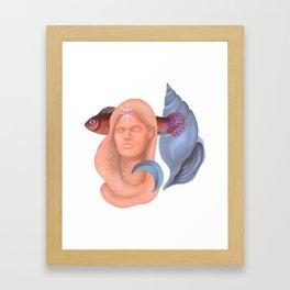 Emotions & insights Framed Art Print