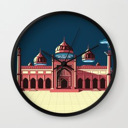 Jama Masjid Wall Clock
