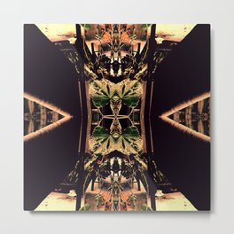 Through My Looking Glass v7 Metal Print