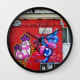 Notting Hill Wall Clock