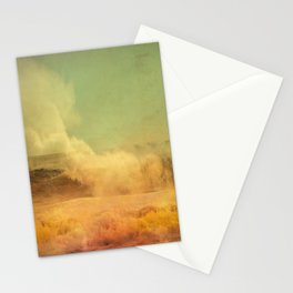 I dreamed a storm of colors Stationery Cards