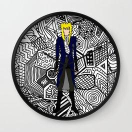 Heroes Fashion 11 Wall Clock