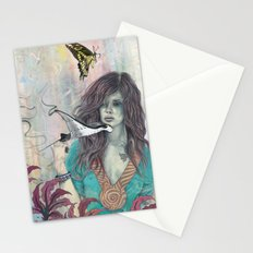 Solid Air Stationery Cards