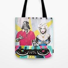 Music Rave Fun Tote Bag