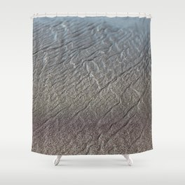 The Ocean's Art Shower Curtain