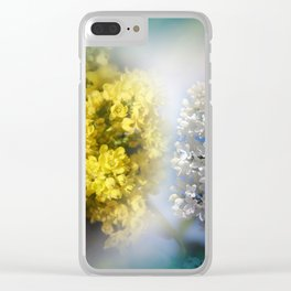 the beauty of a summerday -157- Clear iPhone Case