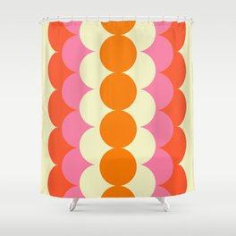 Gradual Sixties Shower Curtain
