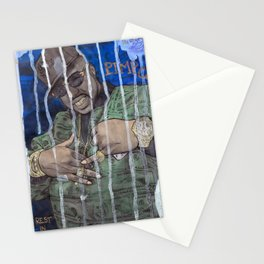 DEAD RAPPERS SERIES - Pimp C Stationery Cards