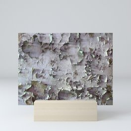 Ancient ceilings textures 132a Mini Art Print