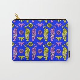 Tigers pattern 1 Carry-All Pouch