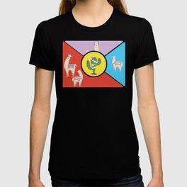 Llama and Alpaca T-shirt