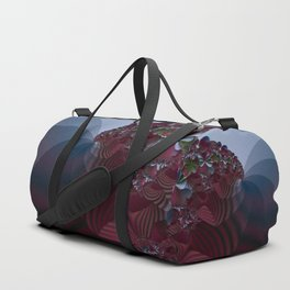 Surfing Love Duffle Bag