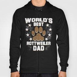 World's Best Rottweiler Dad Hoody