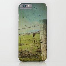 Wild West Fence  iPhone 6s Slim Case