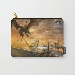Battle of Britain versus Dragons Air Combat Carry-All Pouch