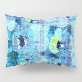flower kirsche kaleidoskope Pillow Sham