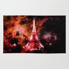 Paris Dreams Pink Orange Rug