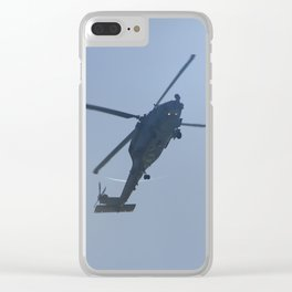 Airliner31 Clear iPhone Case