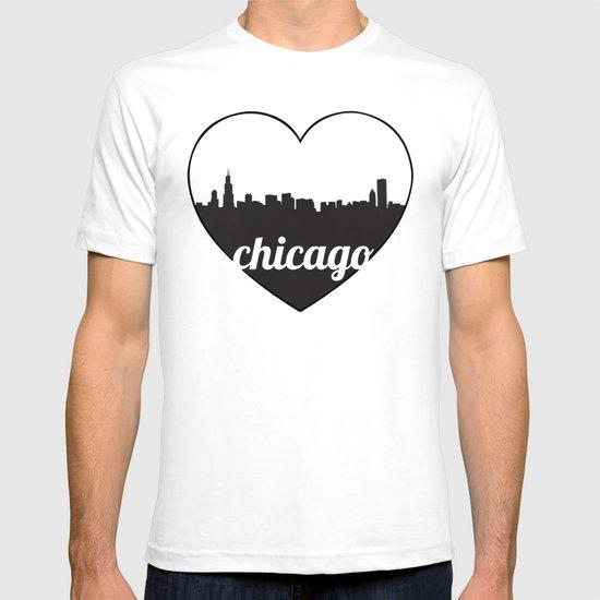 Heart of Chicago T-shirt