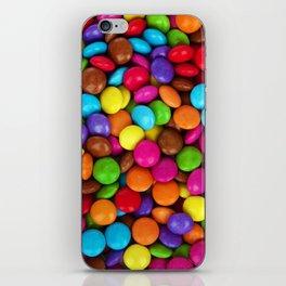 Candy Coated Chocolate iPhone Skin