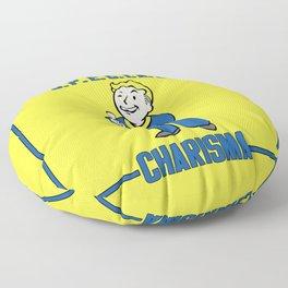 Charisma S.P.E.C.I.A.L. Fallout 4 Floor Pillow
