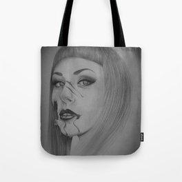 Devines zombies #4 Tote Bag
