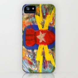 Master Blaster iPhone Case