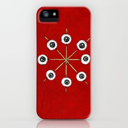 Circle of Hell iPhone Case