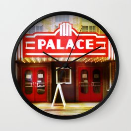 The Palace Theater Wall Clock