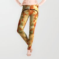 and Leggings featuring Pink by Olivia Joy St.Claire - Modern Nature / T