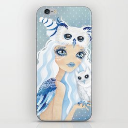 Owl Duchess iPhone Skin