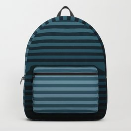 Stripeylicious OceanBlue Backpack