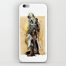 AC /// ALTAIR iPhone & iPod Skin