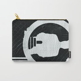 SNAKE ON SNAKE Carry-All Pouch