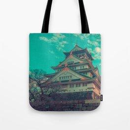Osaka Castle Tote Bag
