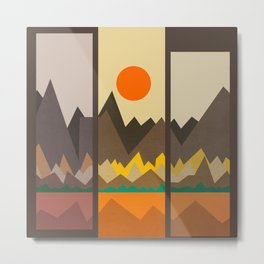 Textures/Abstract 108 Metal Print
