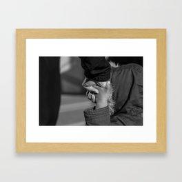 Fatherhood Framed Art Print