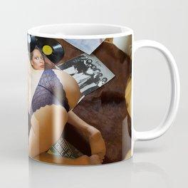 The Vinyl Collector Coffee Mug