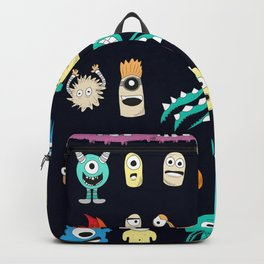Little Monsters Backpack