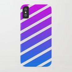 Stripes Slim Case iPhone X