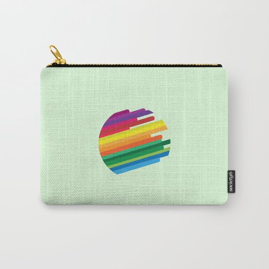 Colouring your world Carry-All Pouch