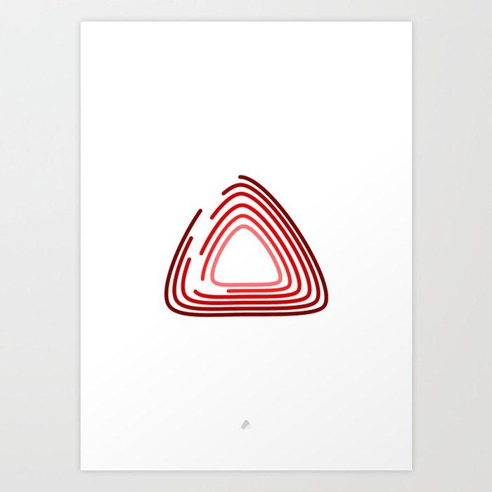Tritus Art Print