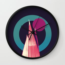Endemism in the B planet Wall Clock