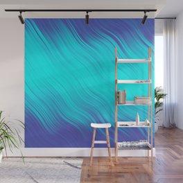 Stripes Wave Pattern 10 bt Wall Mural